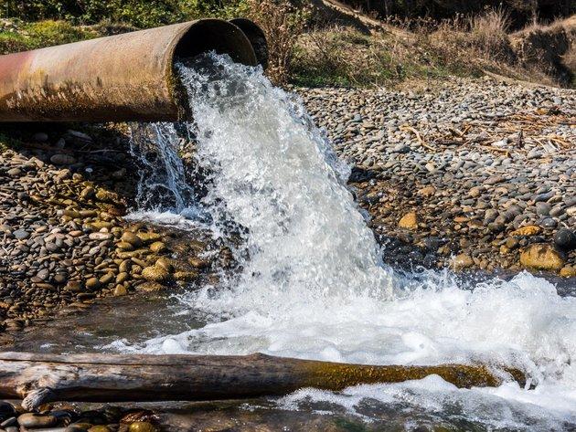Izgradnja postrojenja za prečišćavanje otpadnih voda